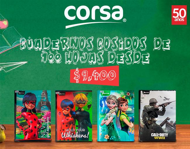 CORSA COLOMBIA